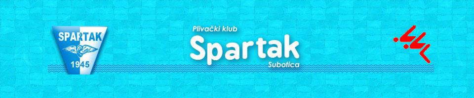 Zvanični sajt – Plivački Klub SPARTAK Subotica - Dobrodošli!