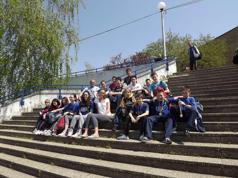 Maraton tim Spartak Subotica