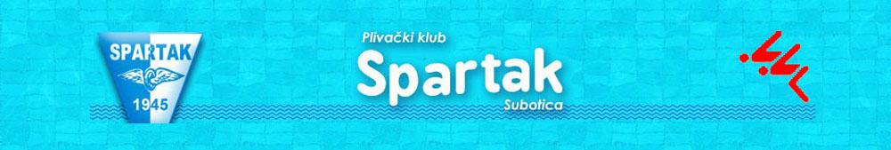 Zvanični sajt – Plivački Klub SPARTAK Subotica